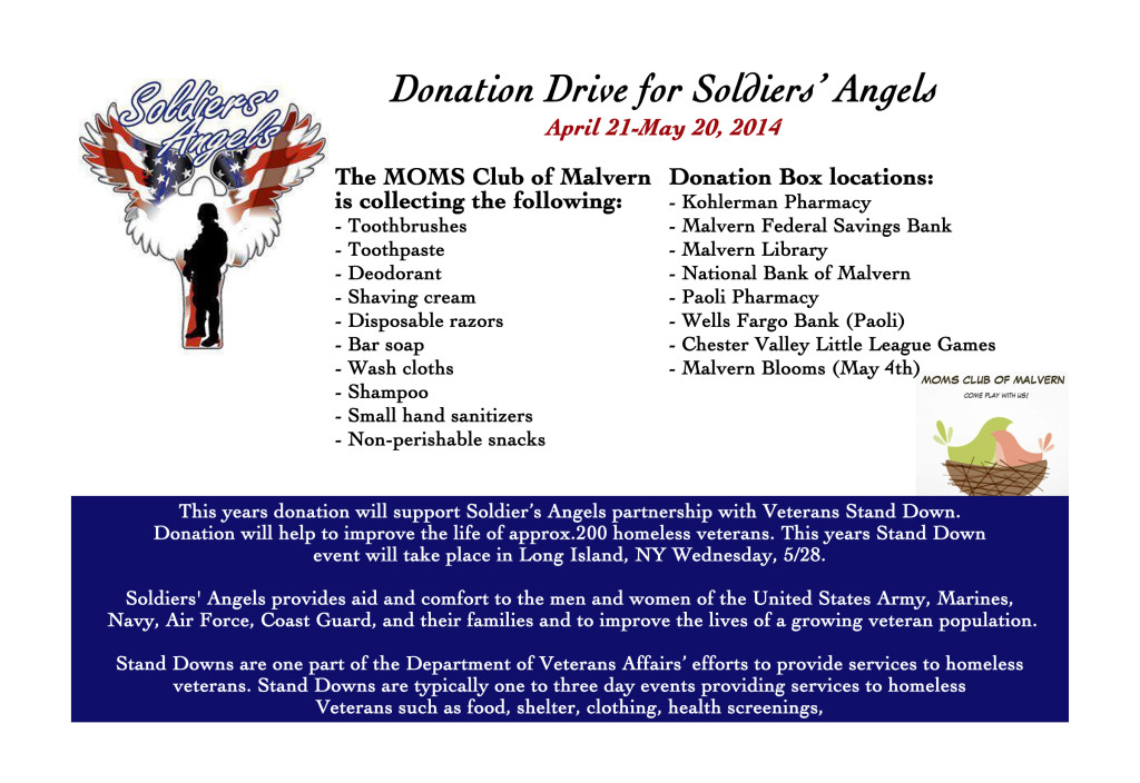 Soldiers Angels Flyer 2014-2