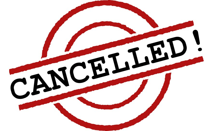 SAT-Cancelled