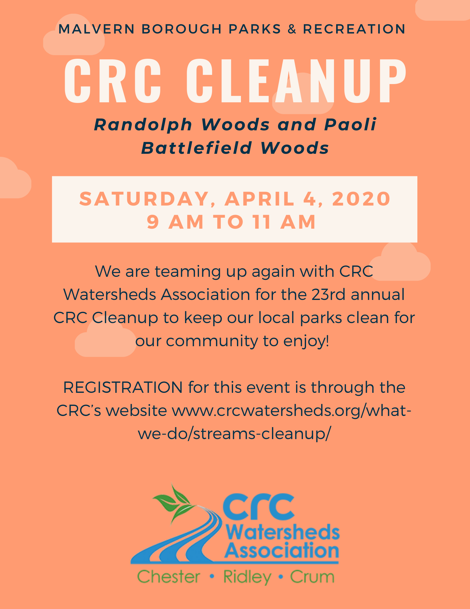 CRC Cleanup