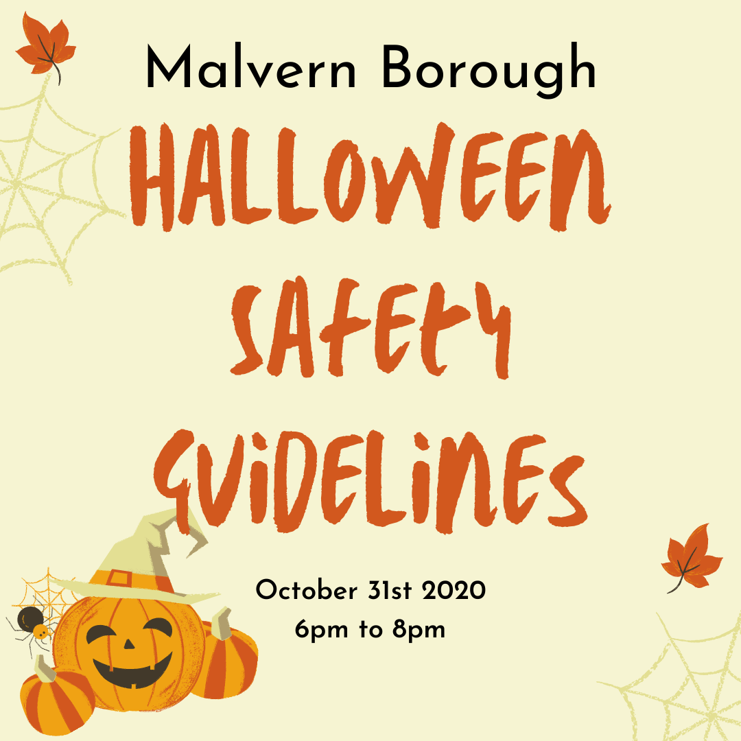 Halloween Safety Guidelines Date